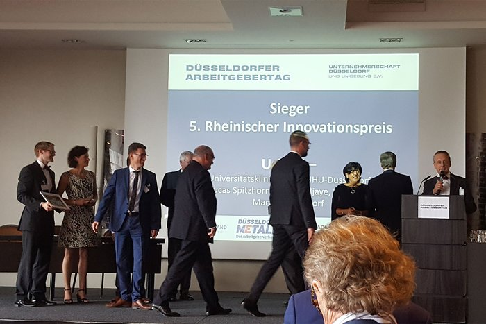 [Translate to En:] Innovationspreis 2018